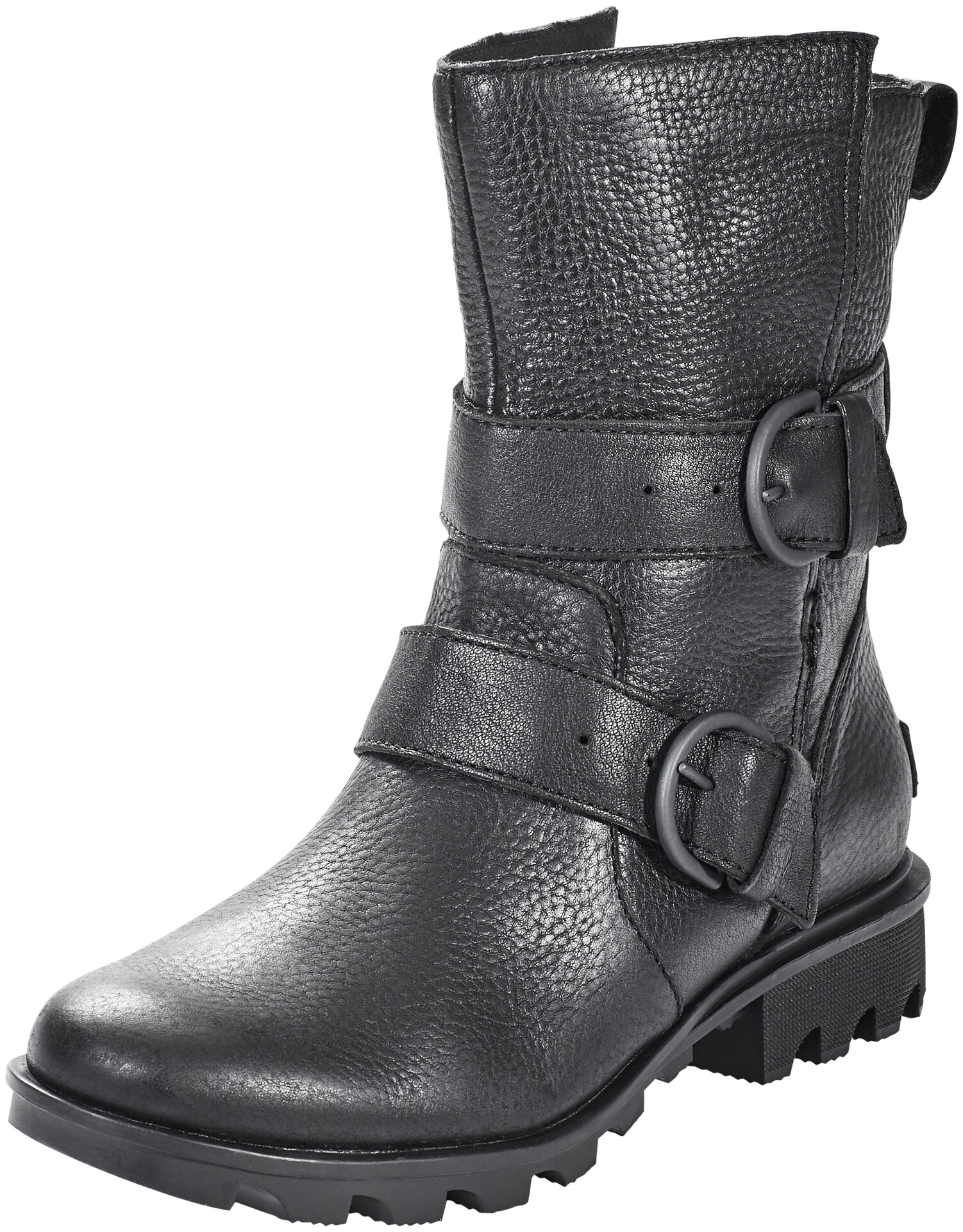 Sorel Phoenix Moto Boots Women black at